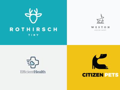 simple logos thumb versatile logo mockup 3d vector illustration logo design branding versatile versatile logo design
