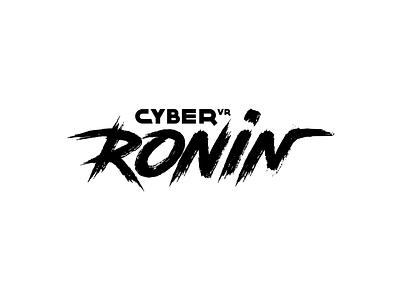 CyberPunk Style logo. cyberpunk vr minimal logo game