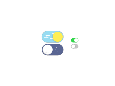 On/Off Switch 015 dailychallenge dailyui ux ui design
