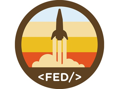 Fed Team Badge