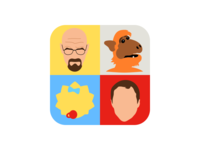 Series quiz iOS app icon
