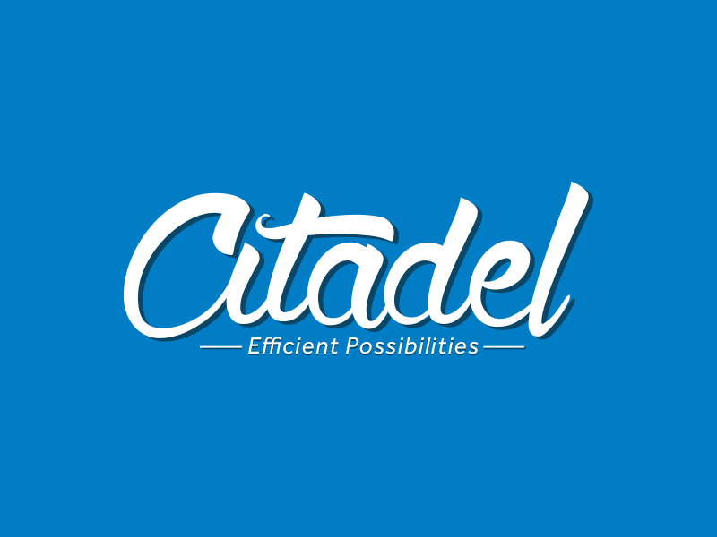 Citadel by Nick Arnot | Dribbble | Dribbble