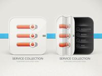 Icon Design , Visual Language Development