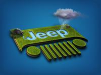 Jeep Logo Island