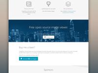 ImageGlass homepage 2016