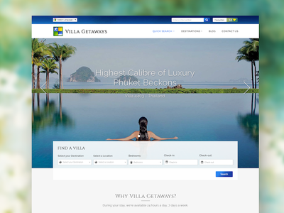 An UI/UX improvement project for travelling website user experience user interface design uiux website hotel travelling