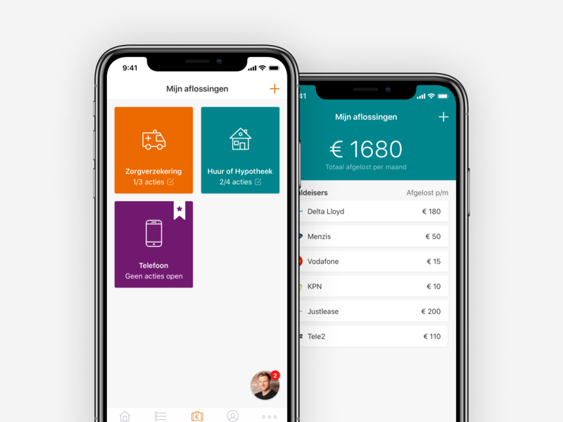 Fikks design ux ios iphone app ui