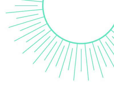 Sun graphic design illustrator sun