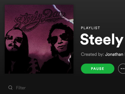 Steely Dan Discography Playlist Cover (Spotify) spotify steely dan album art album cover