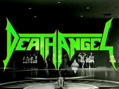 Death Angel whatever graphic design