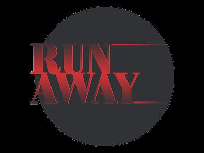 Runaway graphic design runaway