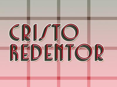 Cristo Redentor weirdthing cristoredentor noidea tableclothorsomething