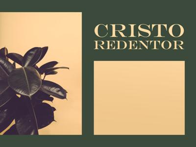 Cristo Redentor (Take 2) ok