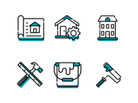 Construction Icon Collection Pack