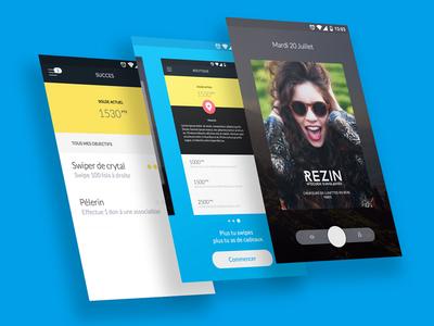 Swiper App