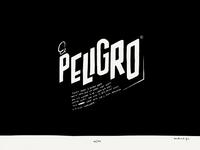 Paper Book: El Peligro