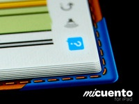 IU developing for miCuento app