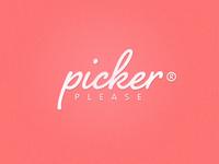 Pickerplease Logo