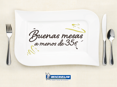 Michelin Guide Advertise
