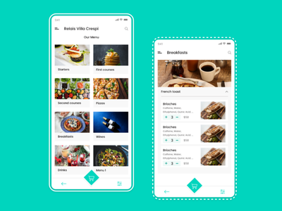 Smart Menu smart menu food ui appuiux app ui appui design app ui ux ui app design app design