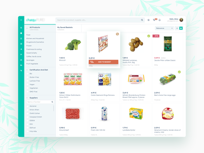E-commerce / Marketplace - Products list selller sell online store online shop basket products page products list list products fillters store shop ecommerce shop ecommerce markeplace market user experience daily ui application ux