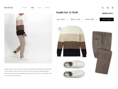 Daily UI 012 E-commerse Hover Animation ecommerce shop ecommerce market store fashion app outfit outfitter modern men fashion fashion products interaction interactive interaction design hover effect user experience design ui ux daily ui dailyui