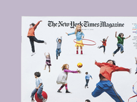 New York Times Magazine — Why Do We Play?