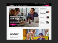 T-Mobile Homepage