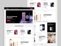 T-Mobile Offers Landing