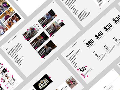 T-Mobile Styleguide styleguide typography b2b ux ui