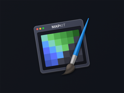 Mapkit - App icon