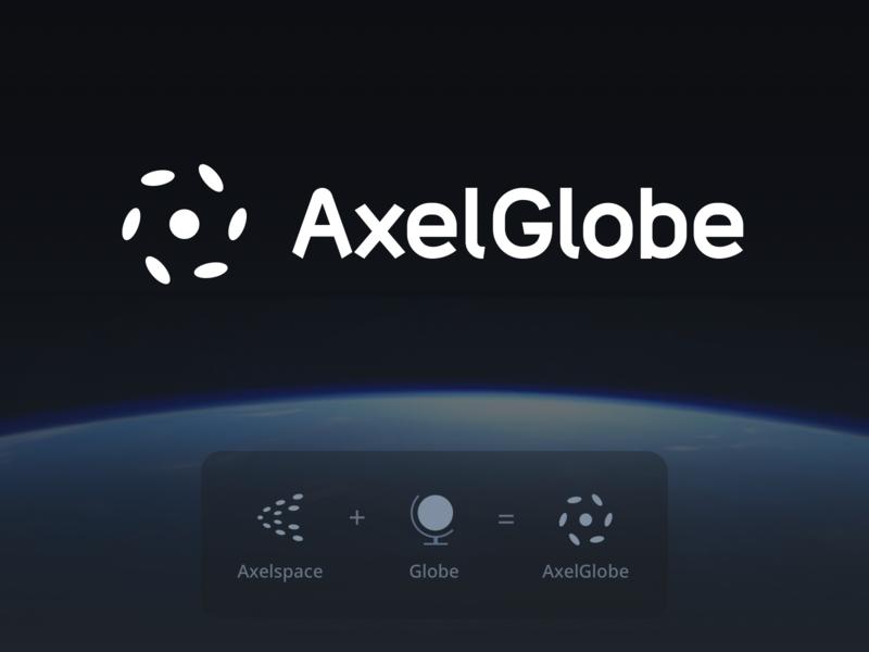 AxelGlobe - Logo