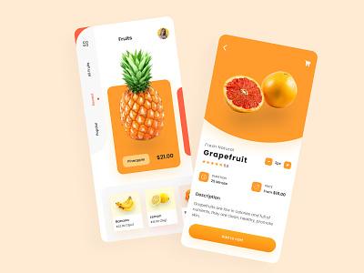 Food delivery app food delivery service ux ui minimal food delivery app food delivery food mobile app design mobile app