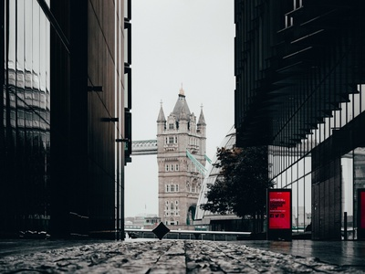 London, Uk branding photography