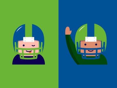 Game Day Greats Emojis