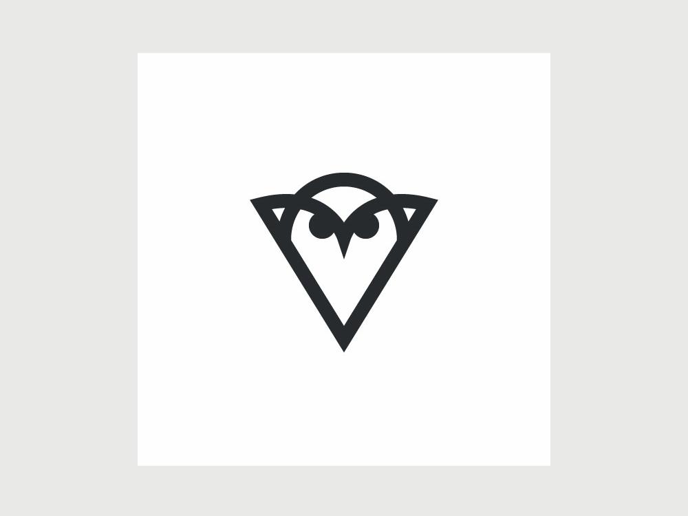 Owl branding design design isotype logo branding art