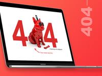 E-ton 404 Page