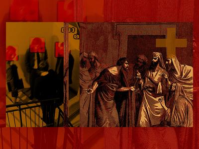 DG Holy Week — Spy Wednesday