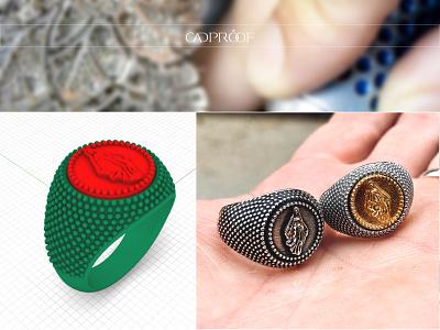 cadproof caddesignarmenia ring jewelrydesignerarmenia 3ddesignerarmenia dribble 3darmenia branding design cadproof