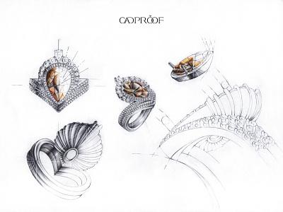 sketch sketch jewelrydesignerarmenia dribble 3darmenia branding cadproof design jewelrysketching