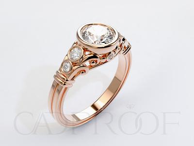 cadproof caddesignarmenia jewelrydesignerarmenia dribble design cadproof jewelryrendering engagementring