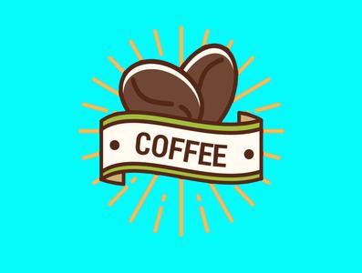 Coffee branding caffee coffee logo design illustration