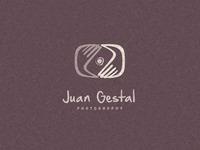 Juan Gestal v4 logo photography hands snapshoot camera