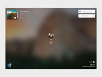 Future OS X Lockscreen