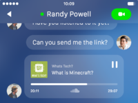 Link preview chat 1