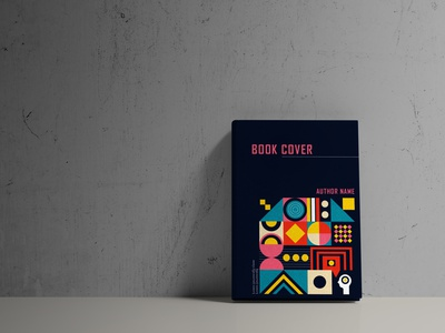 Book Cover 1 vector publishing book typography graphic design design illustration abstract abstract design book cover design
