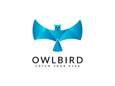 bird logo vector illustration abstract blue goldenratio logo creation modern logo brand branding logodesign logo bird logo
