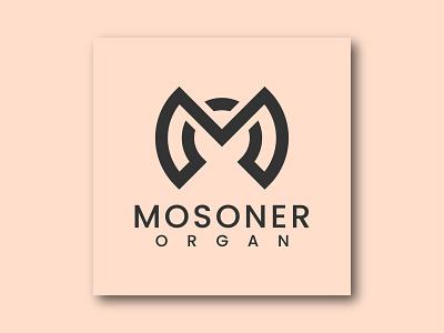Morson m o letter logo m o letter logo design logo design logodesign branding brand logo