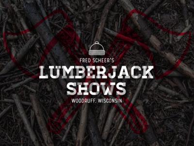 Lumberjack wisconsin woods northwoods lumberjack