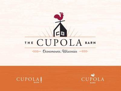 The Cupola Barn logo